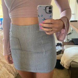 Striped skirt from LF